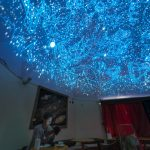 EVEN IN THE DAYTIME, EVEN IF IT RAINS, YOU HAVE A FULL SKY STARRY SKY ★ KYUSHU FIRST · CAFE IN PLANETARIUM OPEN